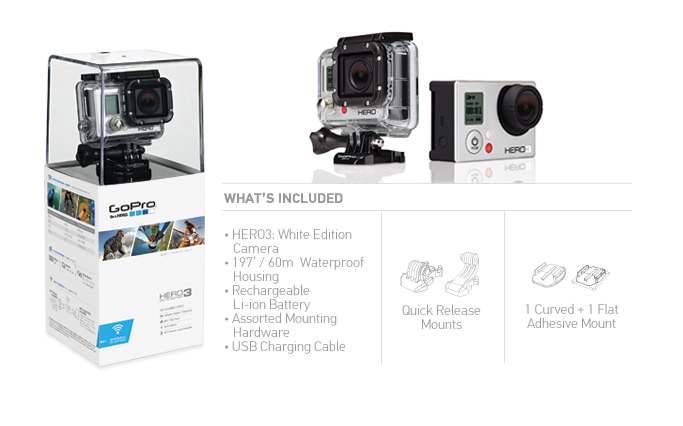 Hero3 camera инструкция
